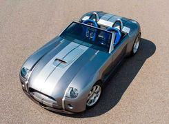 حراج خاص ترین خودروی کارول شلبی