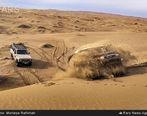 شرایط سخت برای حضور آفرودبازان در کویر مرنجاب