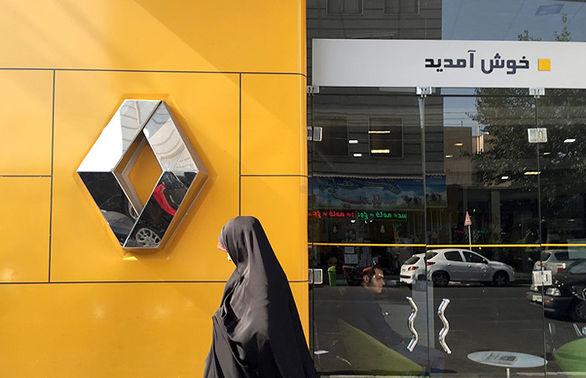 رنو دیگر شریک راهبری خودروسازی ایران نخواهد بود