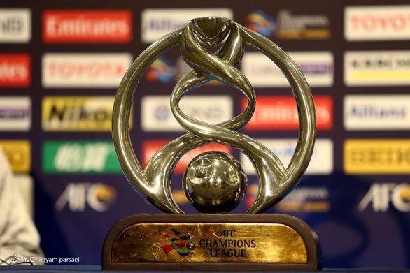 برنامه بازی های استقلال و پرسپولیس در لیگ قهرمانان آسیا 2021 مشخص شد