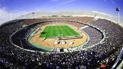 رختکن لاکچری ورزشگاه آزادی را ببینید + عکس