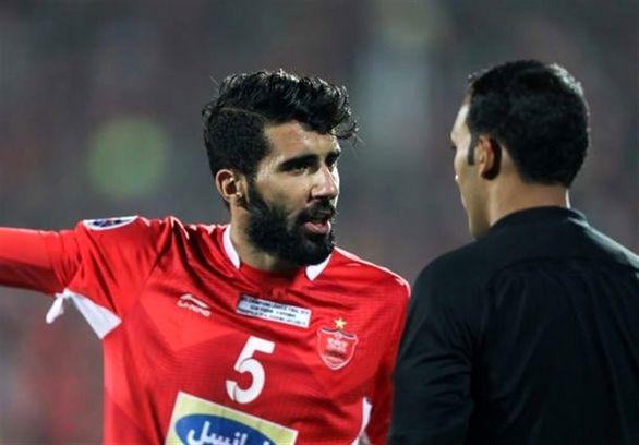 پرسپولیس پهپاد فوتبال ایران را هدف گرفت