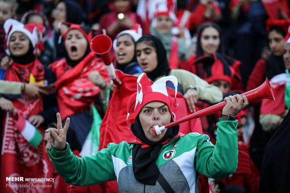 موضع رسمی دولت درباره حضور زنان در ورزشگاه