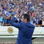 دیدار تصادفی سرمربی استقلال و فوتبالیست بزرگ ایران (عکس)