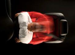 انواع کیسه هوا در خودرو