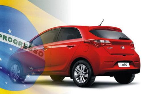 تولید خودرو در برزیل جان گرفت