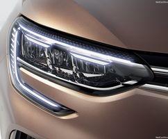 خودرو رنو مگان مدل 2020 را ببینید