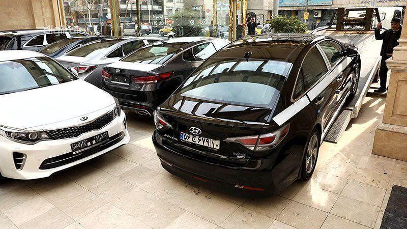 خودروهای خارجی