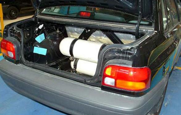 قیمت انواع پراید دوگانه سوز در بازار خودرو (آذر 98)