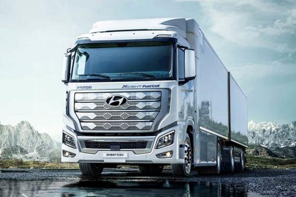 هیوندای اولین کامیون هیدروژنی تولید انبوه را عملیاتی کرد