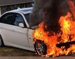 جریمه سنگین ب ام و به دلیل آتش سوزی در کره جنوبی