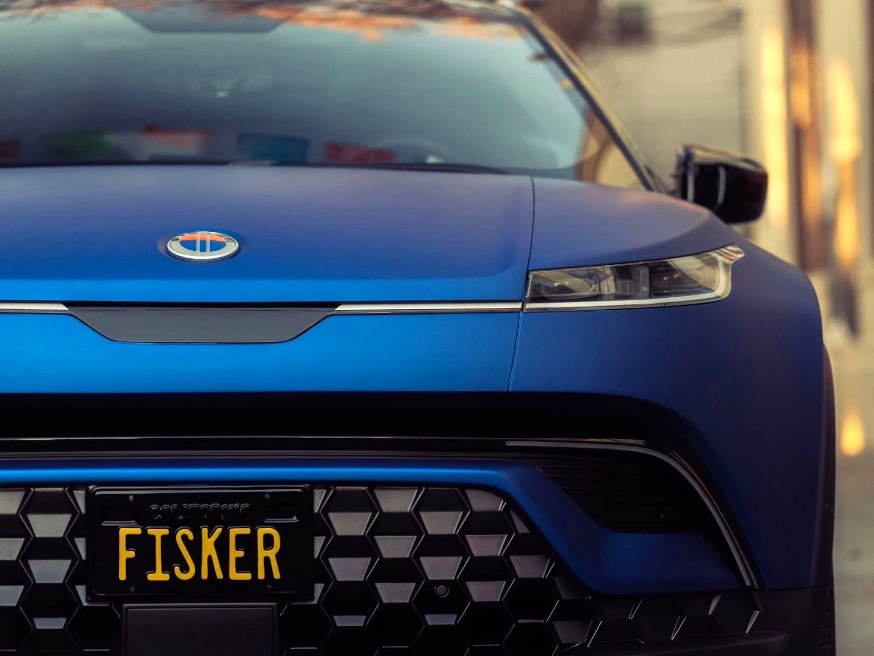 شرکت Fisker