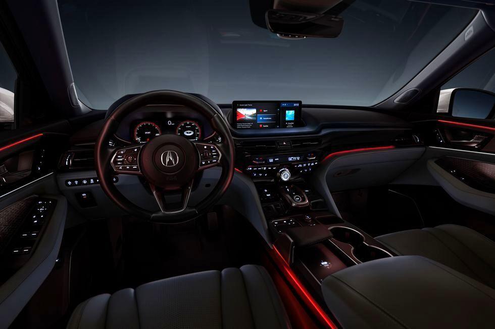 2022 Acura MDX گران تر ، مجهزتر و بزرگتر است