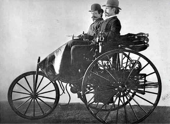 مروری بر تاریخچهی خودرو؛ ارابههای بدون اسب