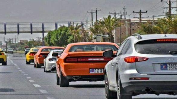 ترانزیت خودروهای پلاک مناطق آزاد غیر از برندهای آمریکایی آزاد شد