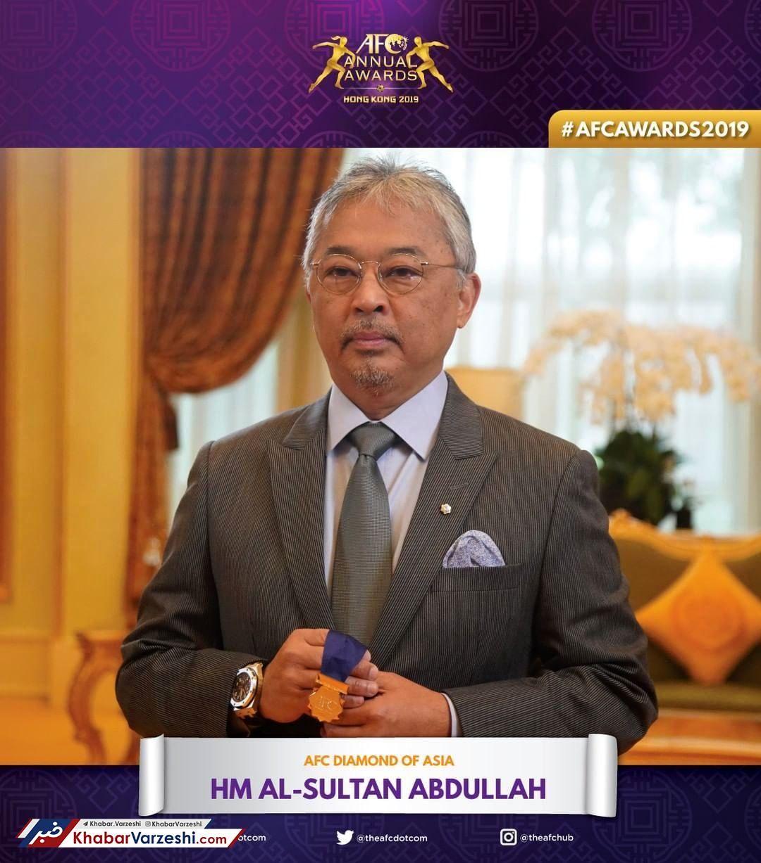 لحظه به لحظه با مراسم بهترینهای فوتبال آسیا