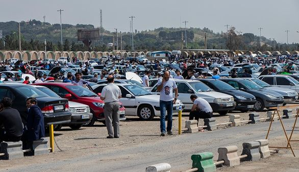 موج پشیمانی دلالان در بازار خودرو (قیمت جدید)