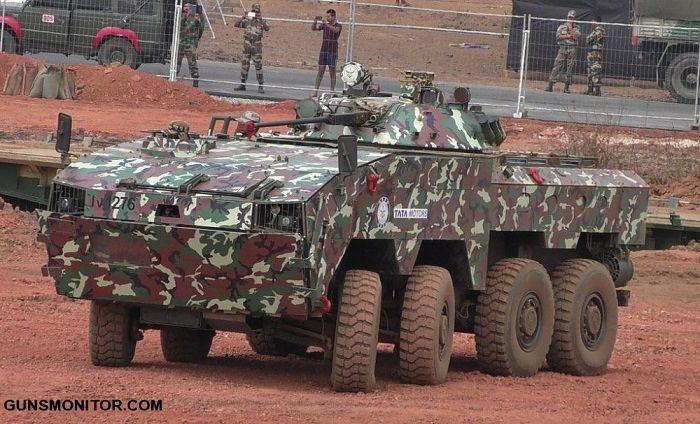 خودروهای نظامی محبوب در هند؛ از ماهیندرا مارکسمن تا اشوک لیلند(+عکس)