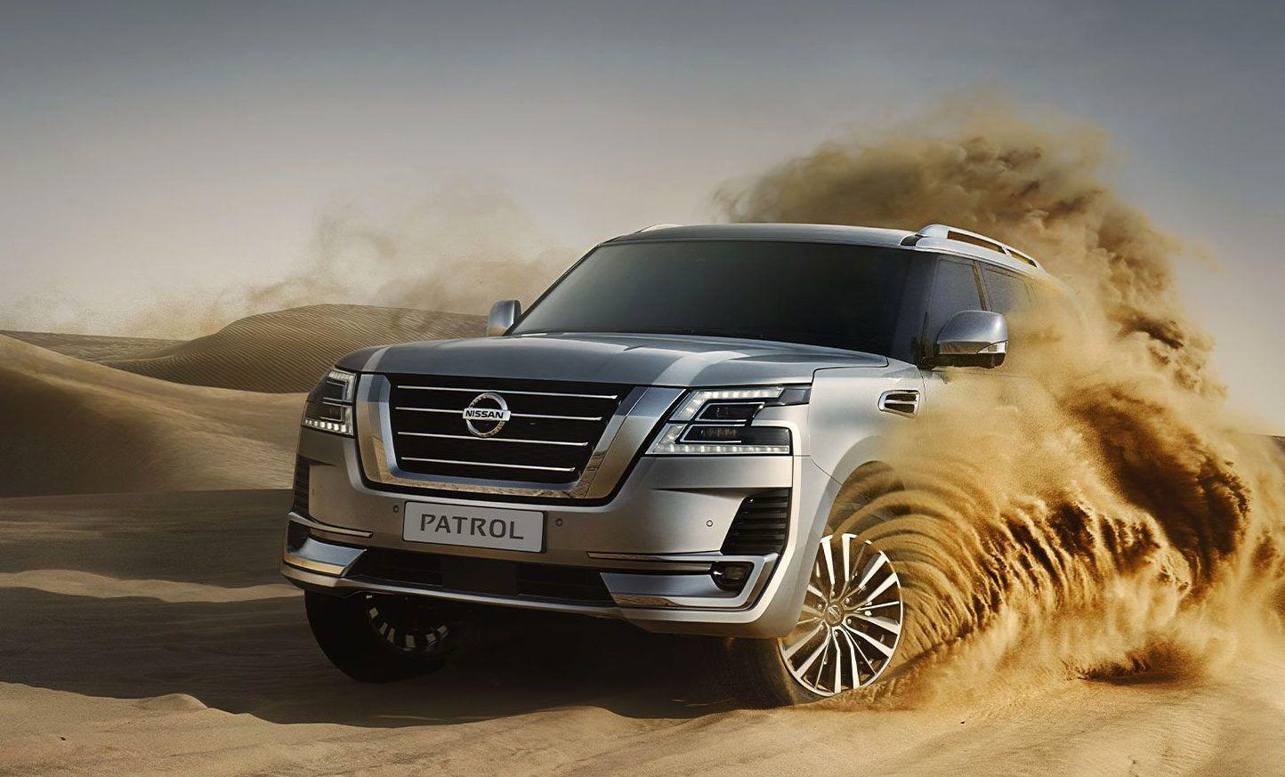 بررسی خودرو نیسان پاترول ۲۰۲۰ با تغییرات ظاهری گسترده + مشخصات