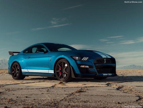 آغاز فروش فورد شلبی GT500 مدل 2020