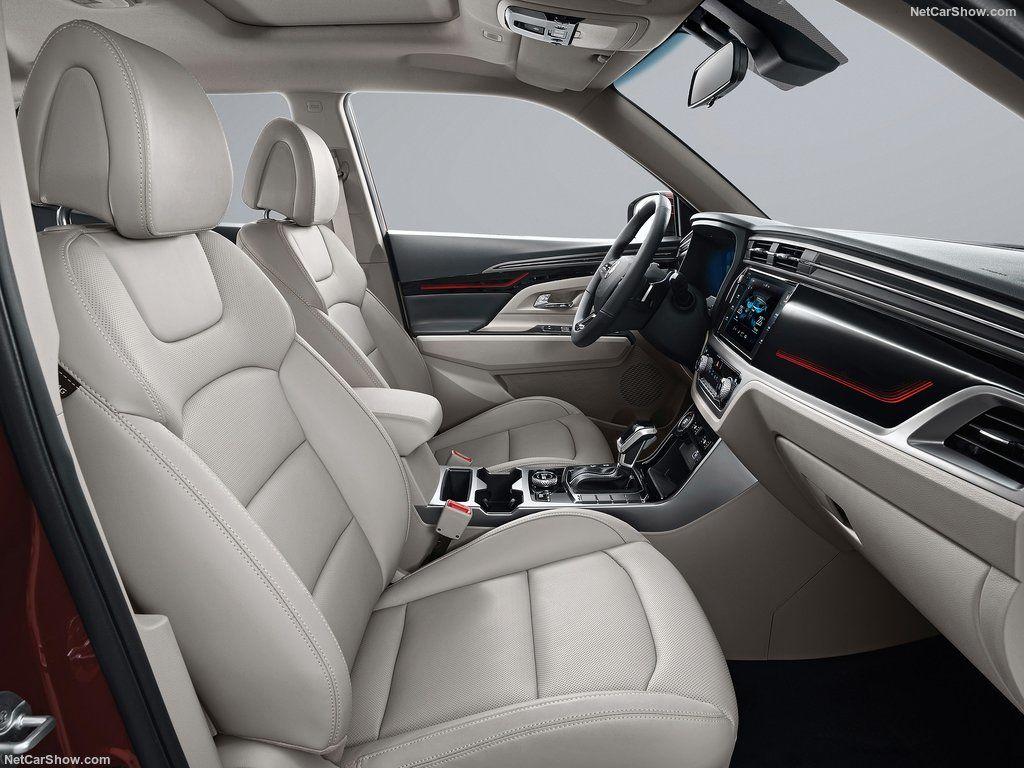 جدیدترین مدل خودرو سانگ یانگ کوراندو را ببینید