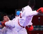 بیهوش شدن ورزشکار ایرانی که منجر به مدال طلا شد + عکس