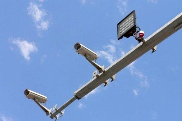 ایراد در دوربین های کنترل ترافیک