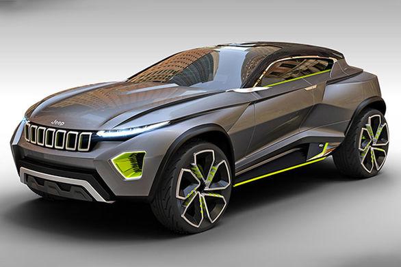 10 خودروی مفهومی با طراحی فضایی