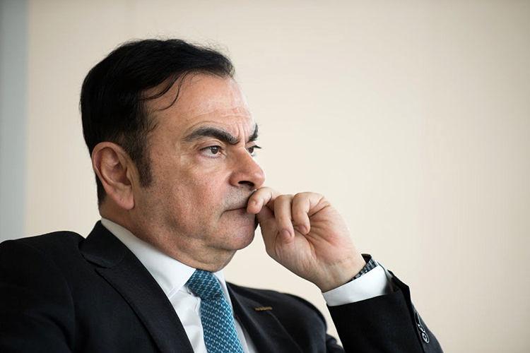 Carlos Ghosn / کارلوس گون