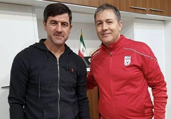 مربی پرسپولیس به کادر فنی تیم ملی اضافه شد