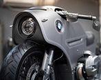 موتورسیکلت جدید ب ام و ساخته شده توسط فضایی ها! (عکس)