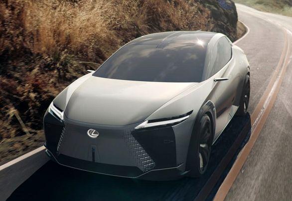درخشش لکسوس در دنیای خودروهای برقی