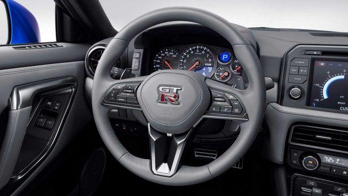 2020 Nissan GT-R 50th Anniversary Edition
