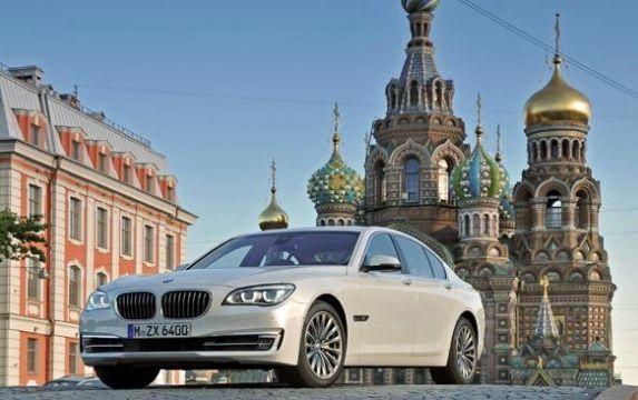 افزایش فروش خودرو در بازار روسیه با وجود کرونا