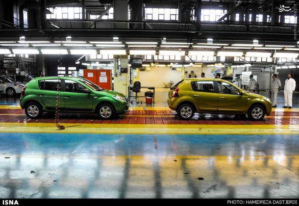 آینده تولید محصولات رنو در ایران