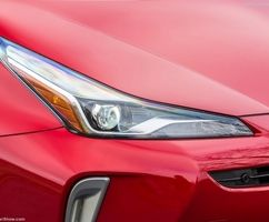 مدل جدید خودرو تویوتا پریوس را ببینید