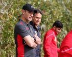 تهدید گل محمدی علیه مدیران پرسپولیس : یک بازیکن دیگر جدا شود من هم می روم