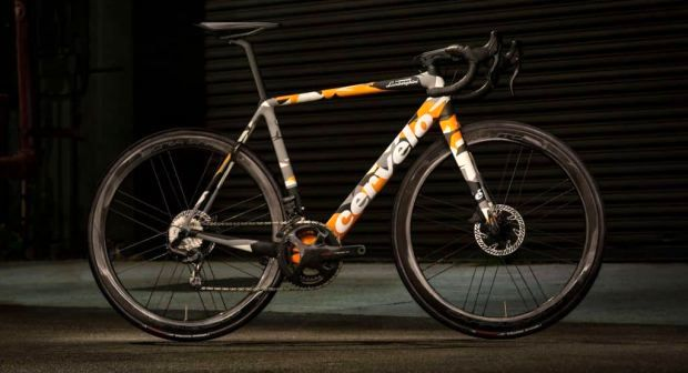 دوچرخه لامبورگینی