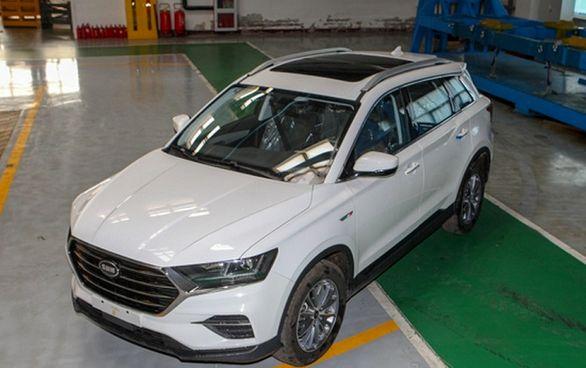 قیمت قطعی جدیدترین شاسی بلند چینی بازار ایران اعلام شد (عکس)