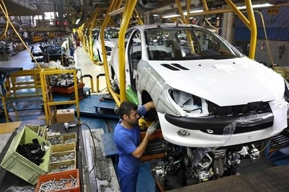 خودروسازان پولدار شدند