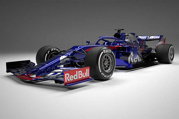 فرمول یک/ خودرو فصل 2019 تیم تورو رسو رونمایی شد