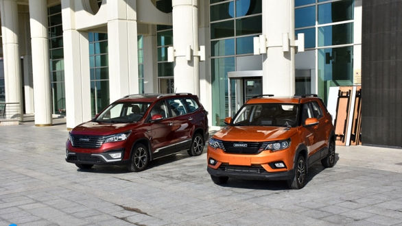 دور جدید پیش فروش 2 مدل خودرو چینی + شرایط