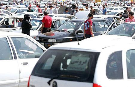 هیجان در بازار خودرو فرو نشست
