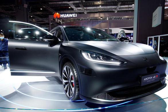 هواوی رسماً وارد صنعت خودرو شد