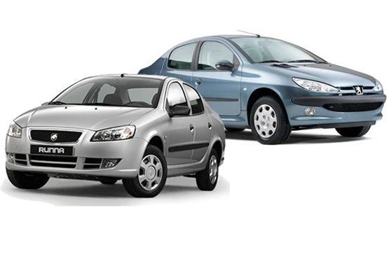 قیمت جدید پرفروشترین خودروها در بازار