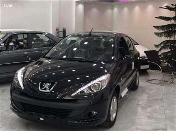 جدیدترین قیمت خودرو پژو ۲۰۷ کارکرده در بازار + جدول