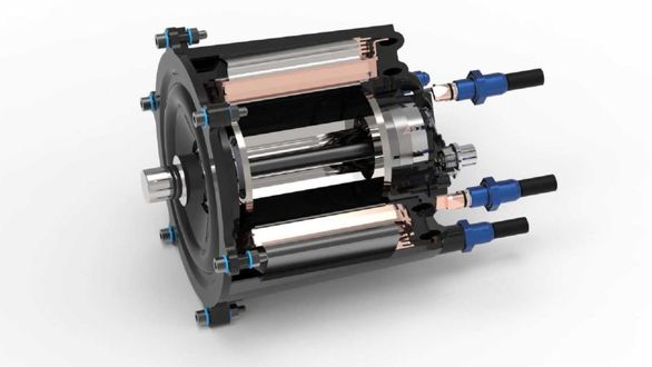 موتورهای پلاستیکی برای خودروهای برقی