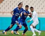 نتایج و جدول کامل لیگ برتر فوتبال رد پایان هفته سوم