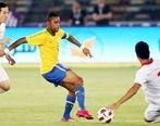 آخرین وضعیت بازی تیم ملی با برزیل