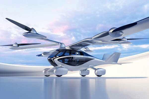 تولید خودروی برقی که پرواز هم میکند (+عکس)